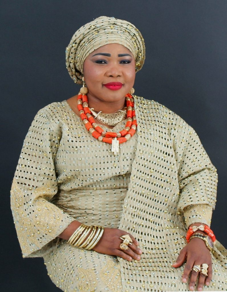 Mrs. Patience Odeh Gerrits